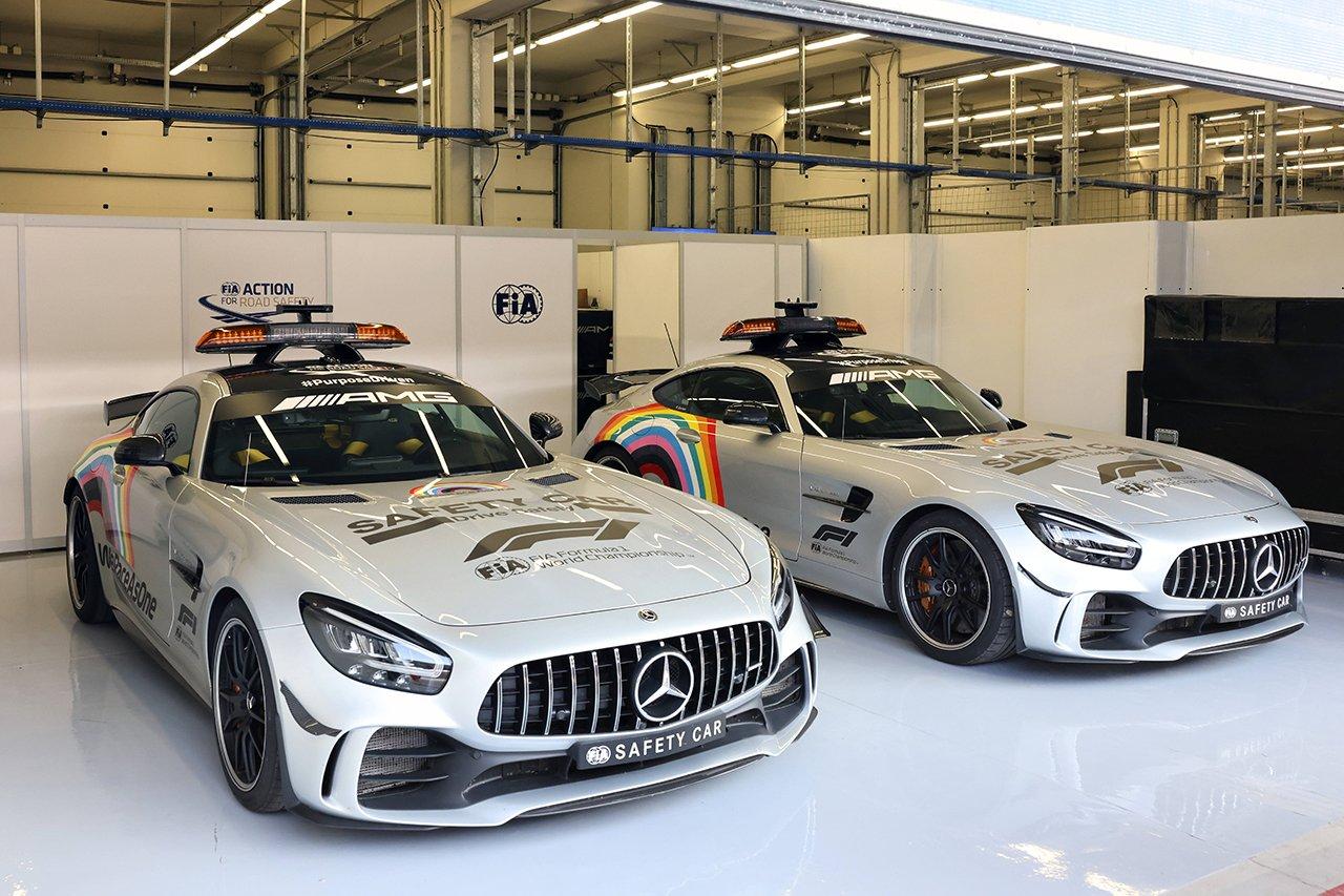 F1:2021年からアストンマーティンのセーフティカーも登場との報道