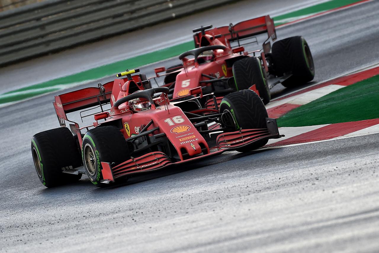 マクラーレンF1代表 「フェラーリはランキング3位争いに絡んでくる」