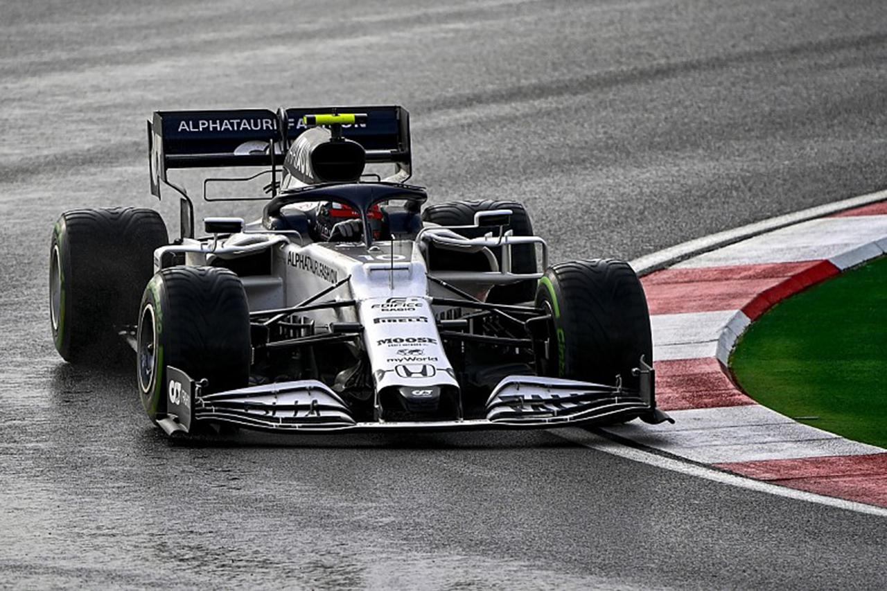 ピエール・ガスリー、F1トルコGPでのパフォーマンスは「恥ずかしい」 / アルファタウリ・ホンダF1