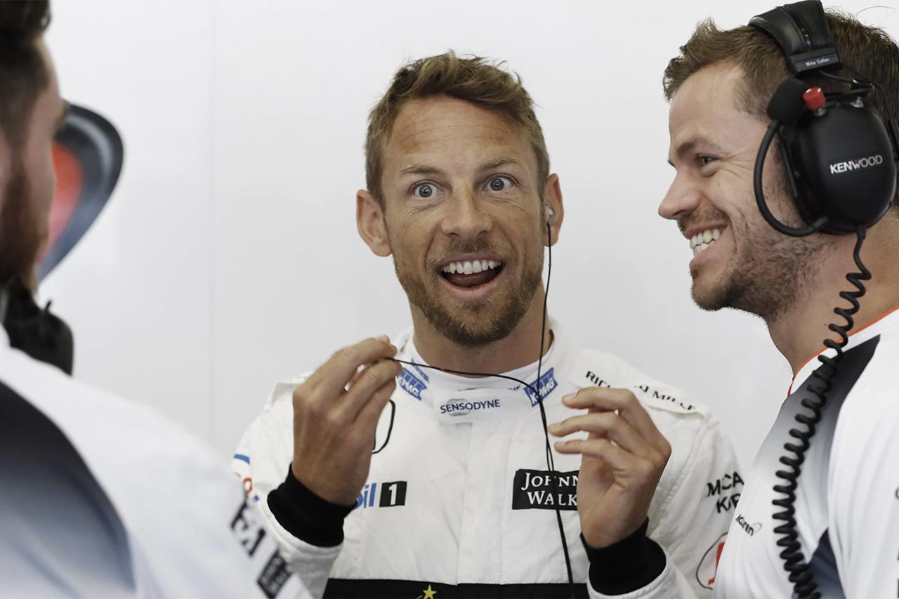 ジェンソン・バトン 「F1引退を決意した2016年は精神的に限界だった」