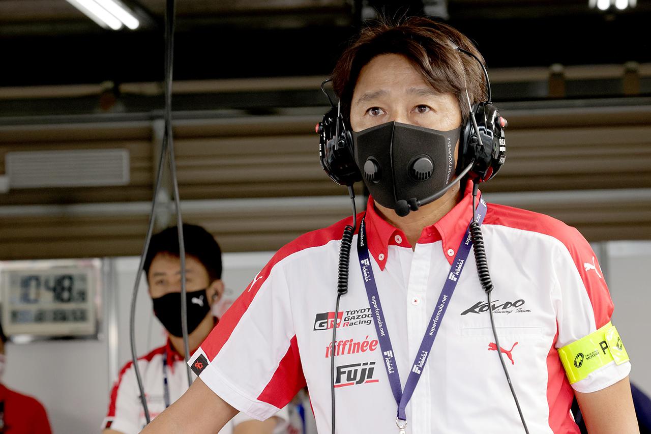 近藤真彦、KONDO RACINGのチーム監督としてのレース参加を見合わせ / モータースポーツ・F1関連