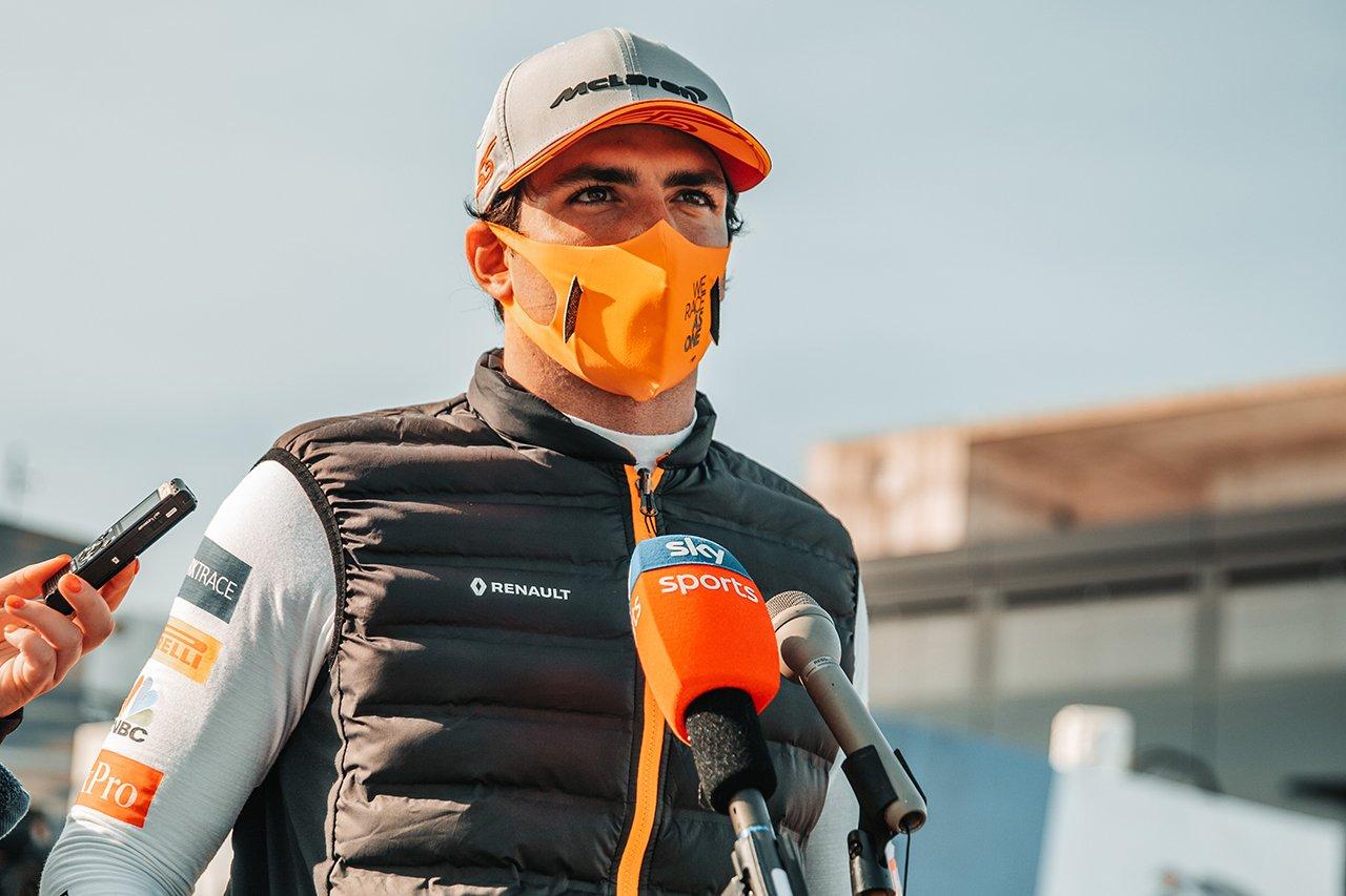 カルロス・サインツ 「アブダビテストにフェラーリF1から参加したい」
