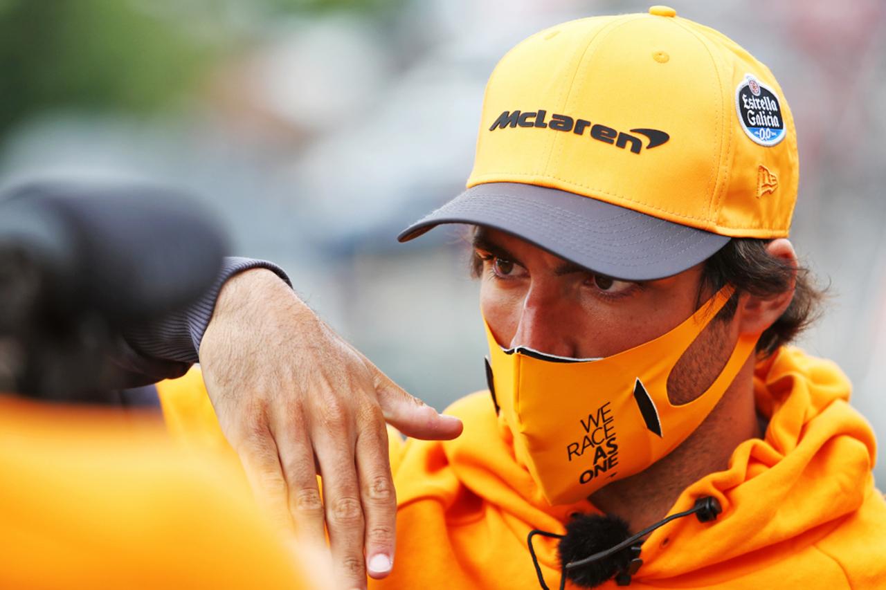 マクラーレンF1 「サインツはフェラーリが望んだ理由を示した」