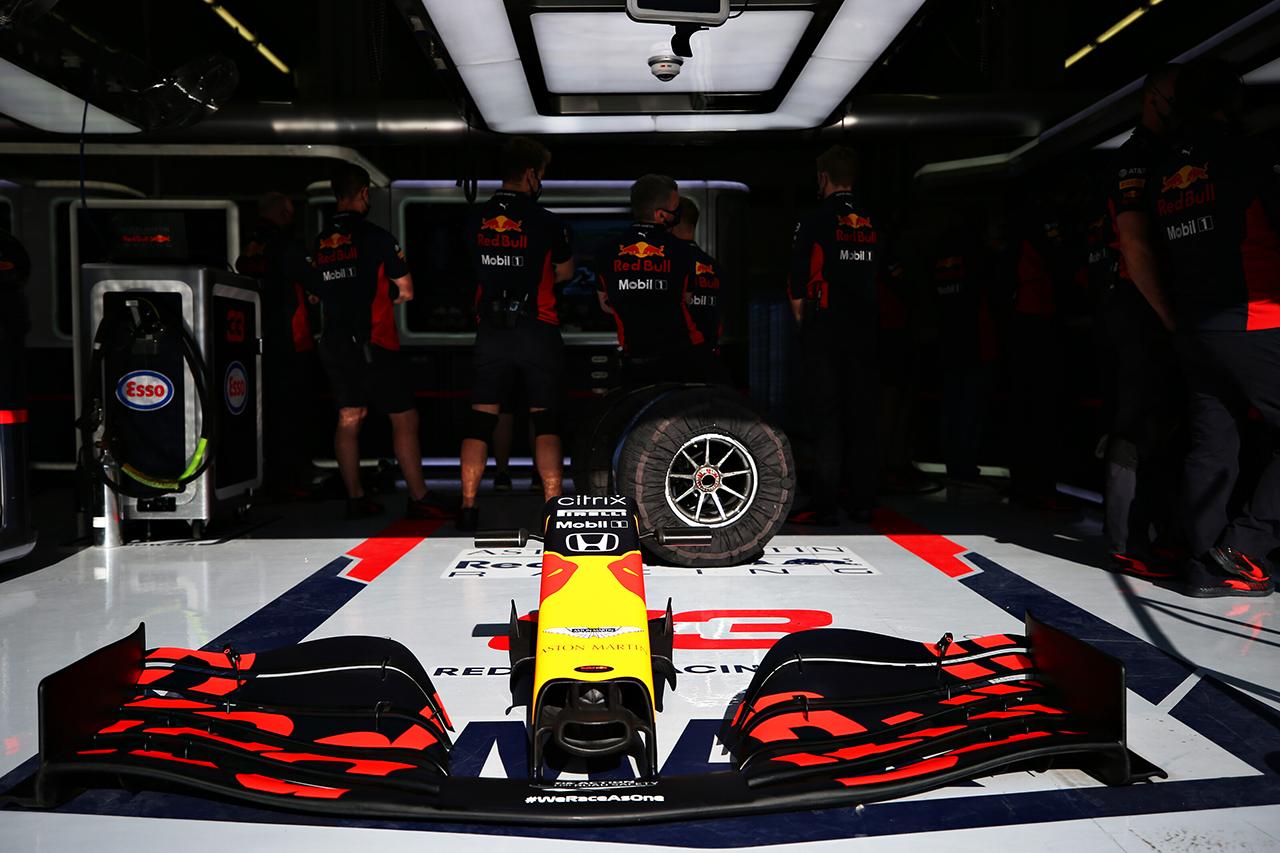 レッドブル・ホンダ RB16:F1トルコGPで投入した2つのアップデート / F1マシン 技術解説