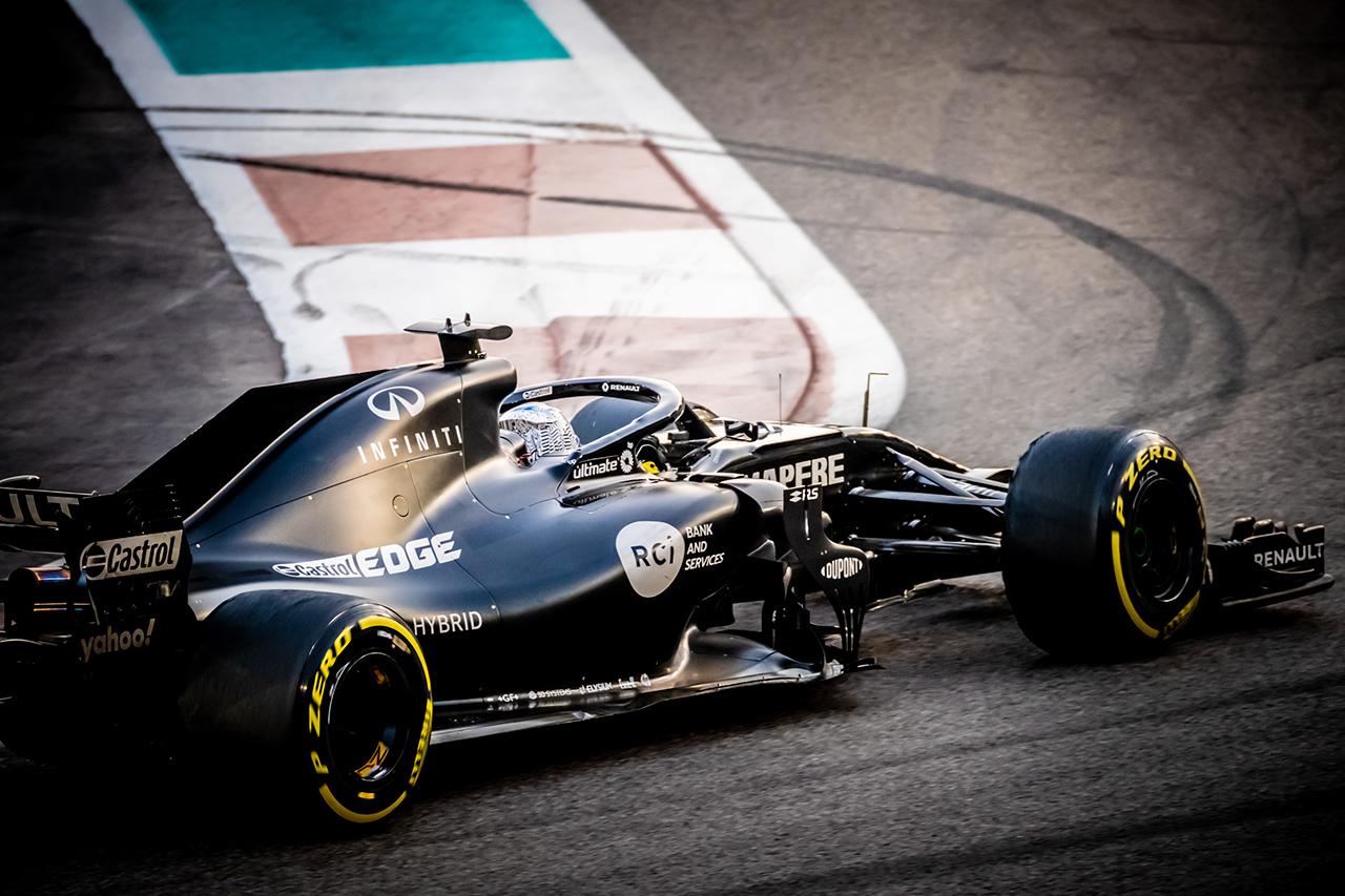 フェルナンド・アロンソ 「F1マシンでのすべてのラップを楽しんでいる」 / ルノーでのF1復帰にむけて着々と準備