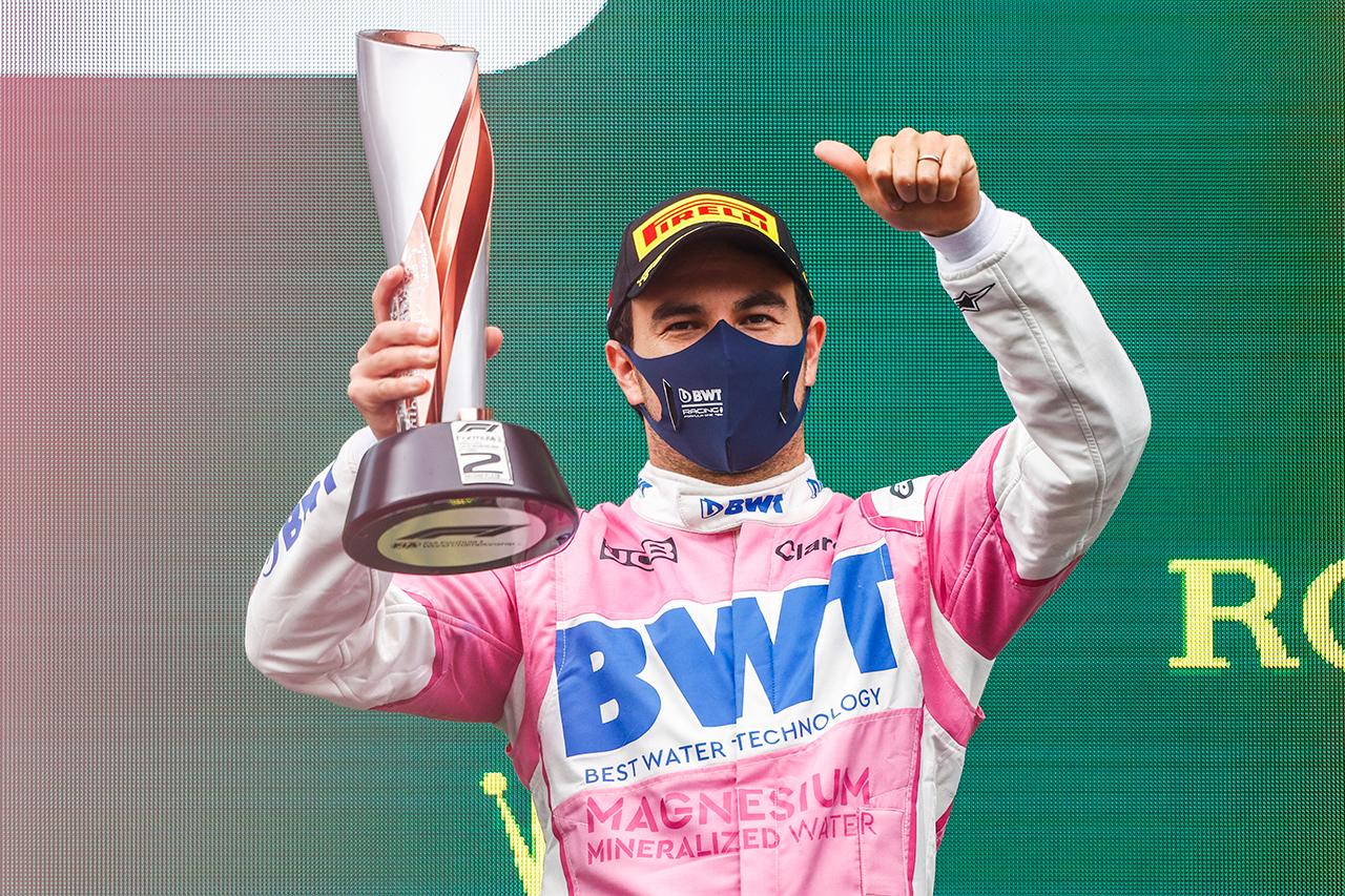 セルジオ・ペレス、レッドブルF1にアピール 「今はF1キャリアのピーク」