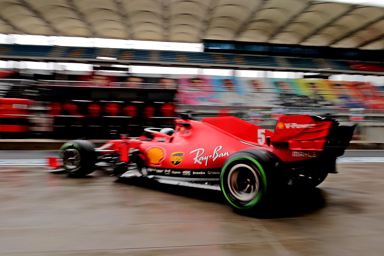 フェラーリF1 「メルセデスに追いつくには50馬力のゲインが必要」