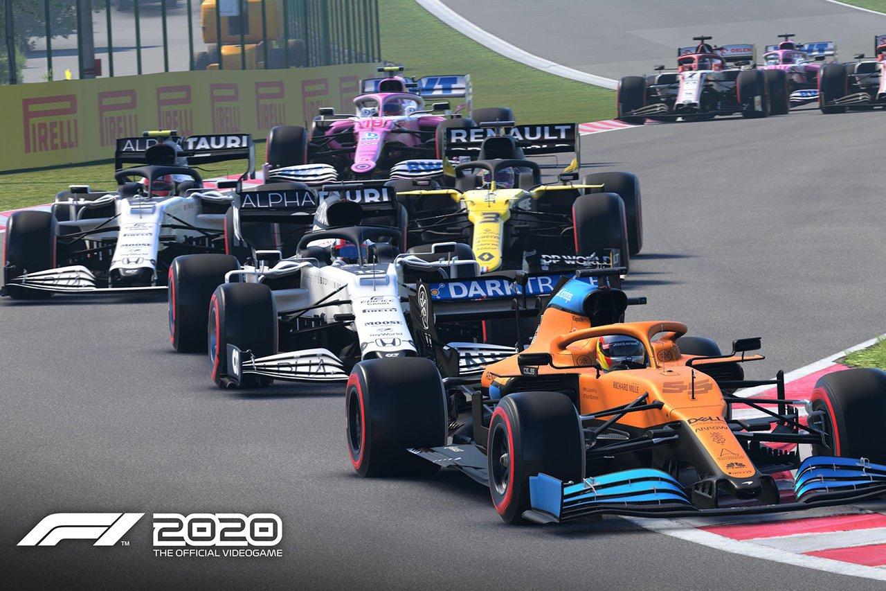 F1公式ゲーム開発のコードマスターズにテイクツーが買収提案