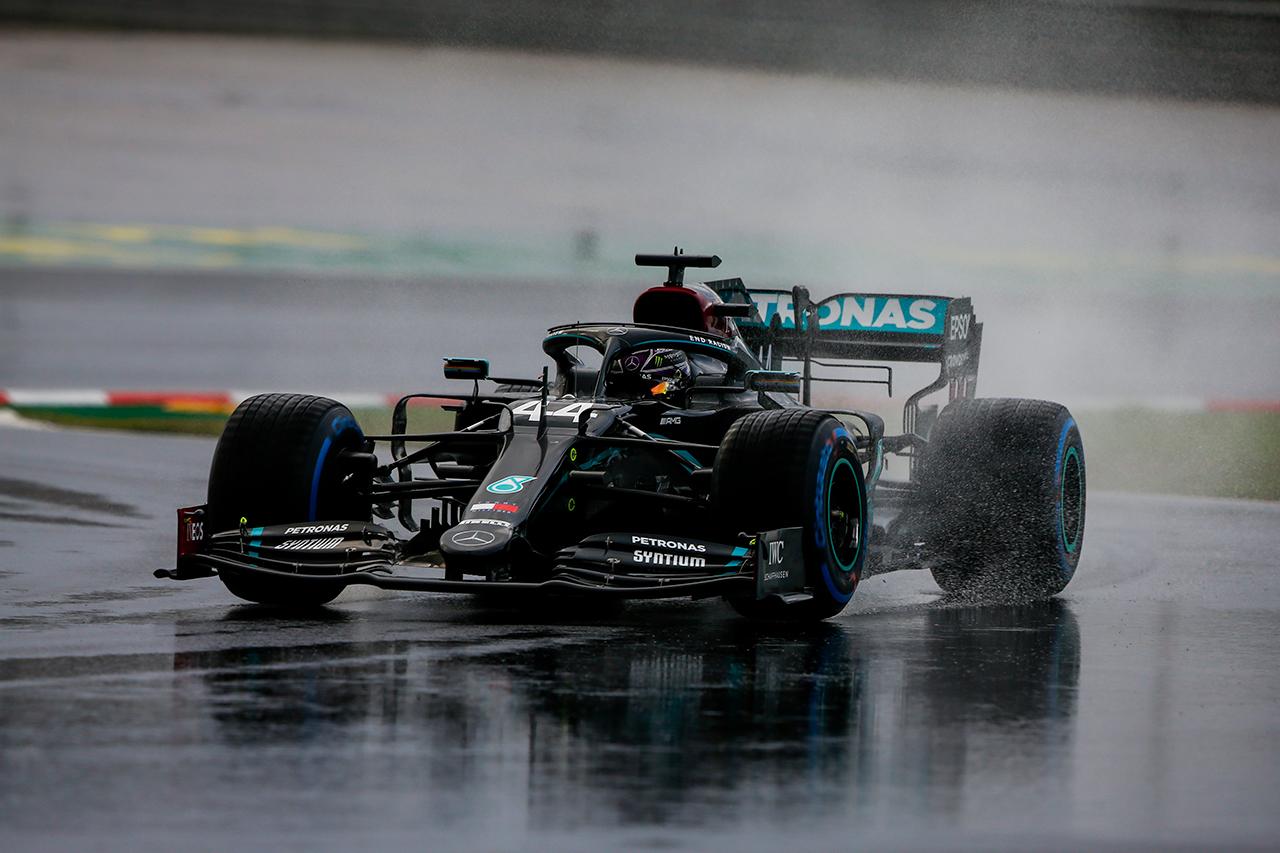 メルセデスF1、F1トルコGPの予選で苦戦した理由を説明