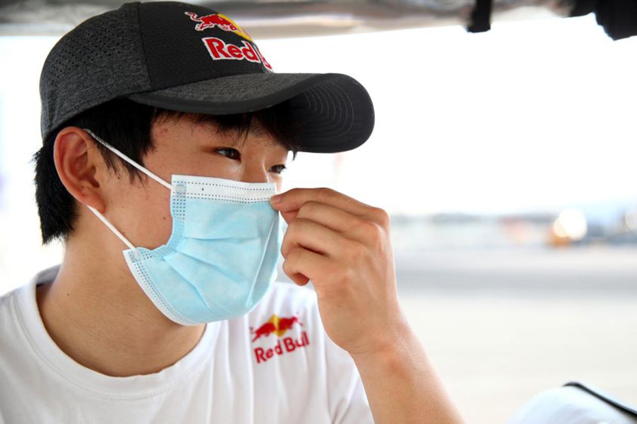 角田裕毅 インタビュー(1):ホンダとレッドブルとの育成ドライバー契約 / 日本人F1ドライバー誕生への道のり