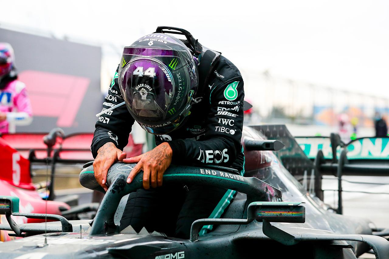 「ルイス・ハミルトンは彼のすべての王座に真実性を与えた」と元F1ワールドチャンピオン