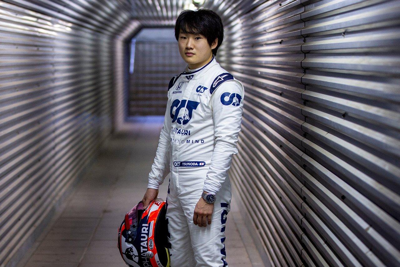 角田裕毅 「僕の夢はF1ワールドチャンピオンになること」