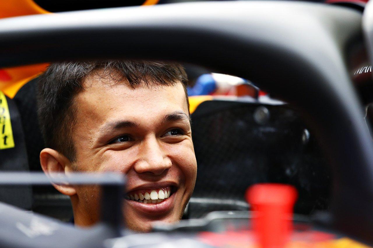 アレクサンダー・アルボン 「RB16は予測可能なマシンに仕上がっている」 / レッドブル・ホンダ F1バーレーンGP プレビュー