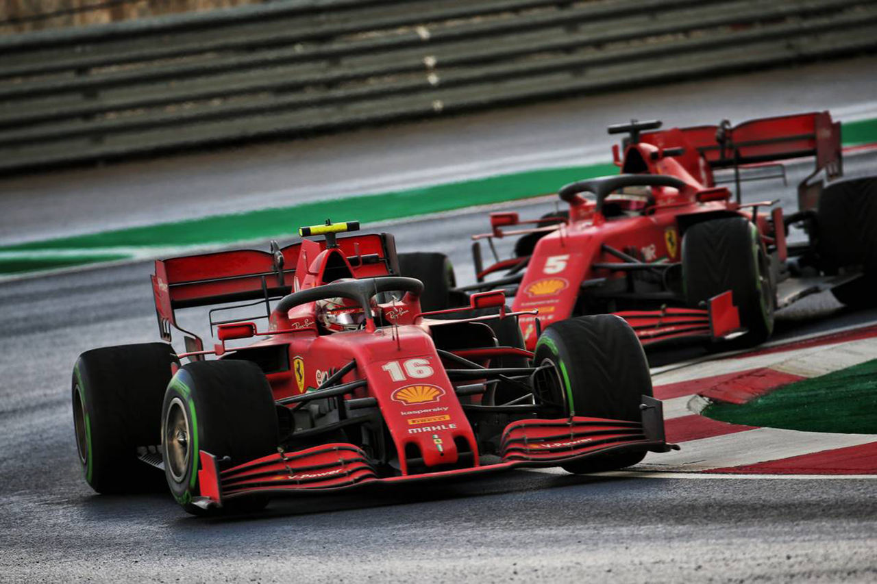 フェラーリF1代表 「SF1000の改善は2021年にむけて良い兆候」