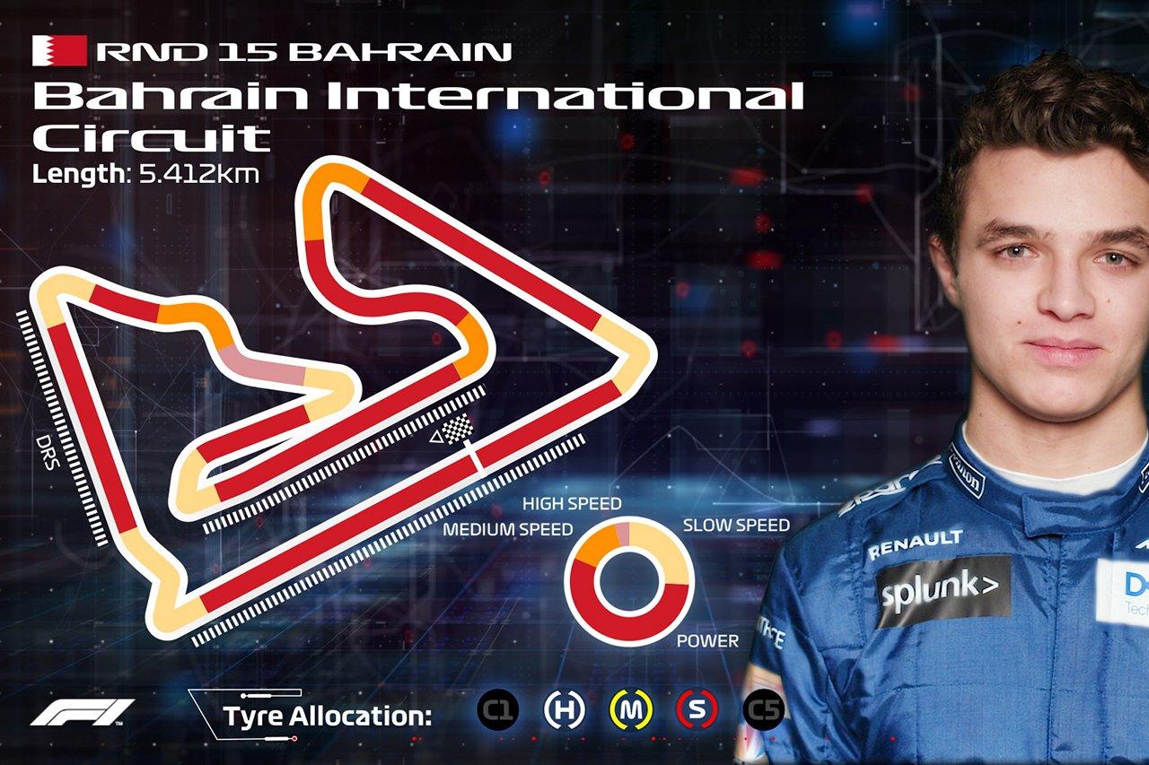 【動画】 バーレーン・インターナショナル・サーキット 解説 / 2020年のF1世界選手権 第15戦 F1バーレーンGP