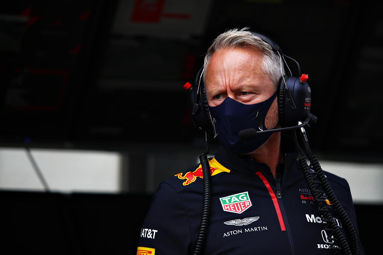 レッドブル・ホンダF1:スポーティングディレクターが新型コロナに感染 / F1バーレーンGP