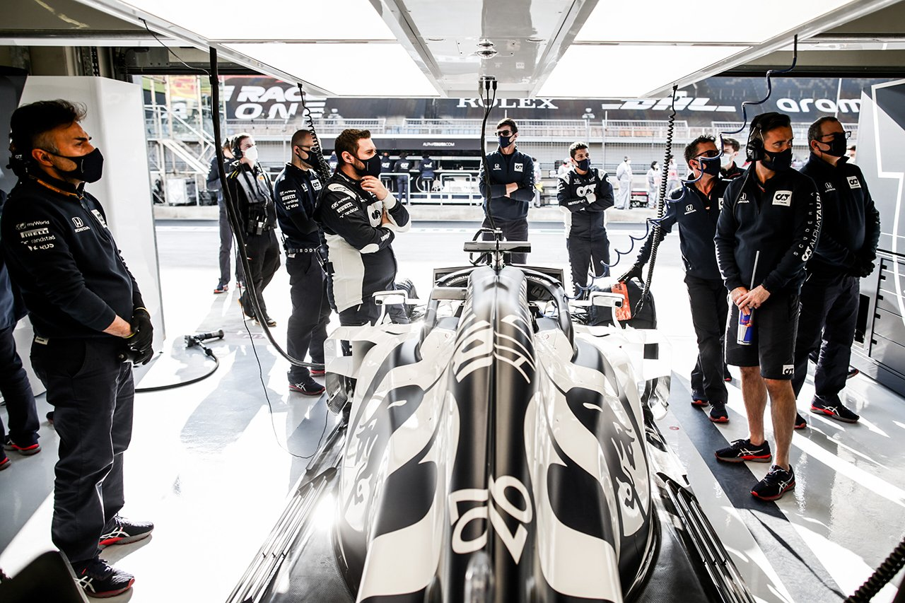 F1バーレーンGP:各ドライバーのパワーユニット使用状況 / 2020年のF1世界選手権 第15戦