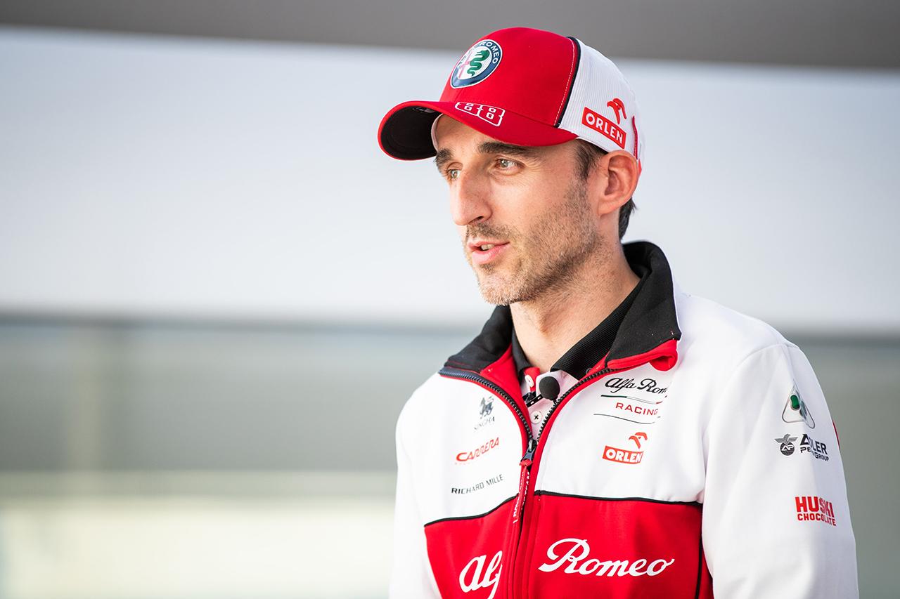ロバート・クビサ、F1バーレーンGPのフリー走行1回目に出走…最後のF1公式セッション? / アルファロメオF1
