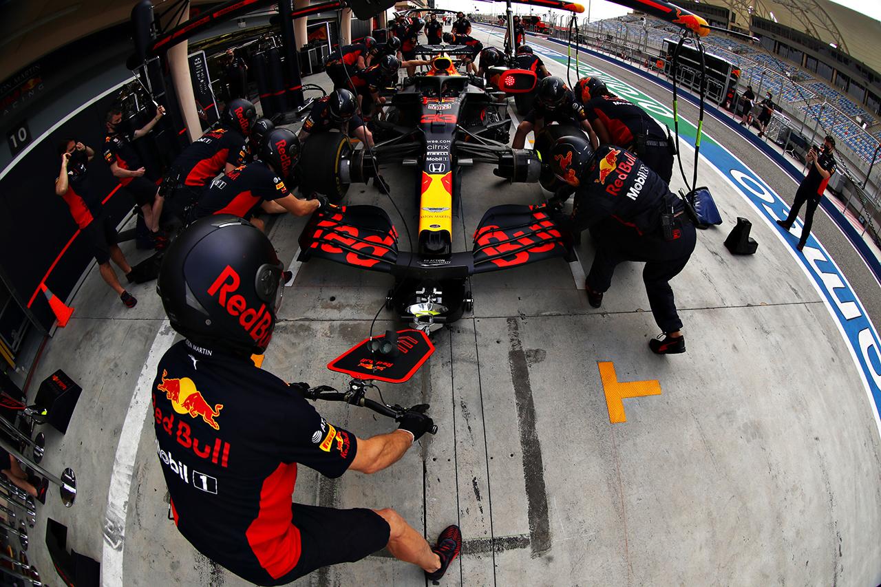 F1バーレーンGP 予選:速報ツイート&Twitch