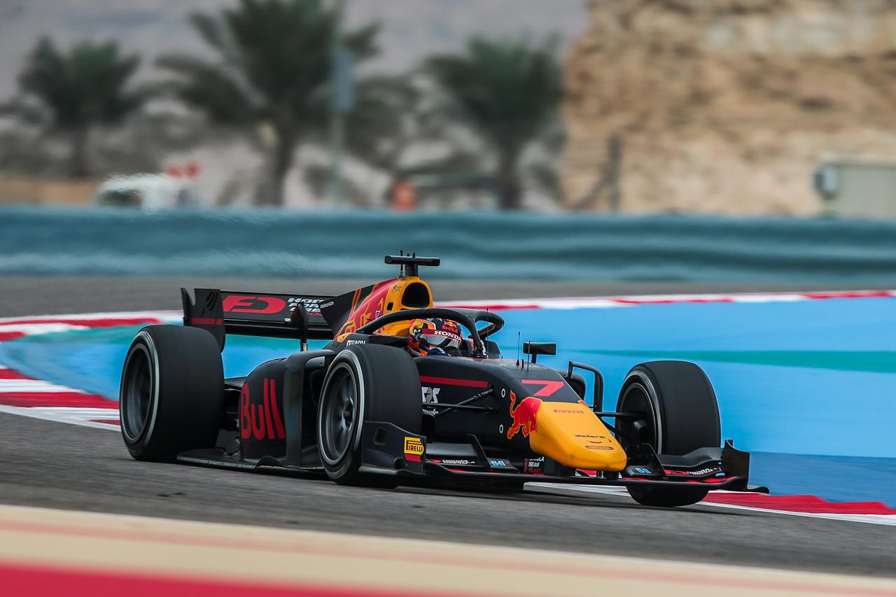 FIA-F2 第11戦 レース1 結果:角田裕毅が最後尾から6位入賞・・・ランキング3位を死守
