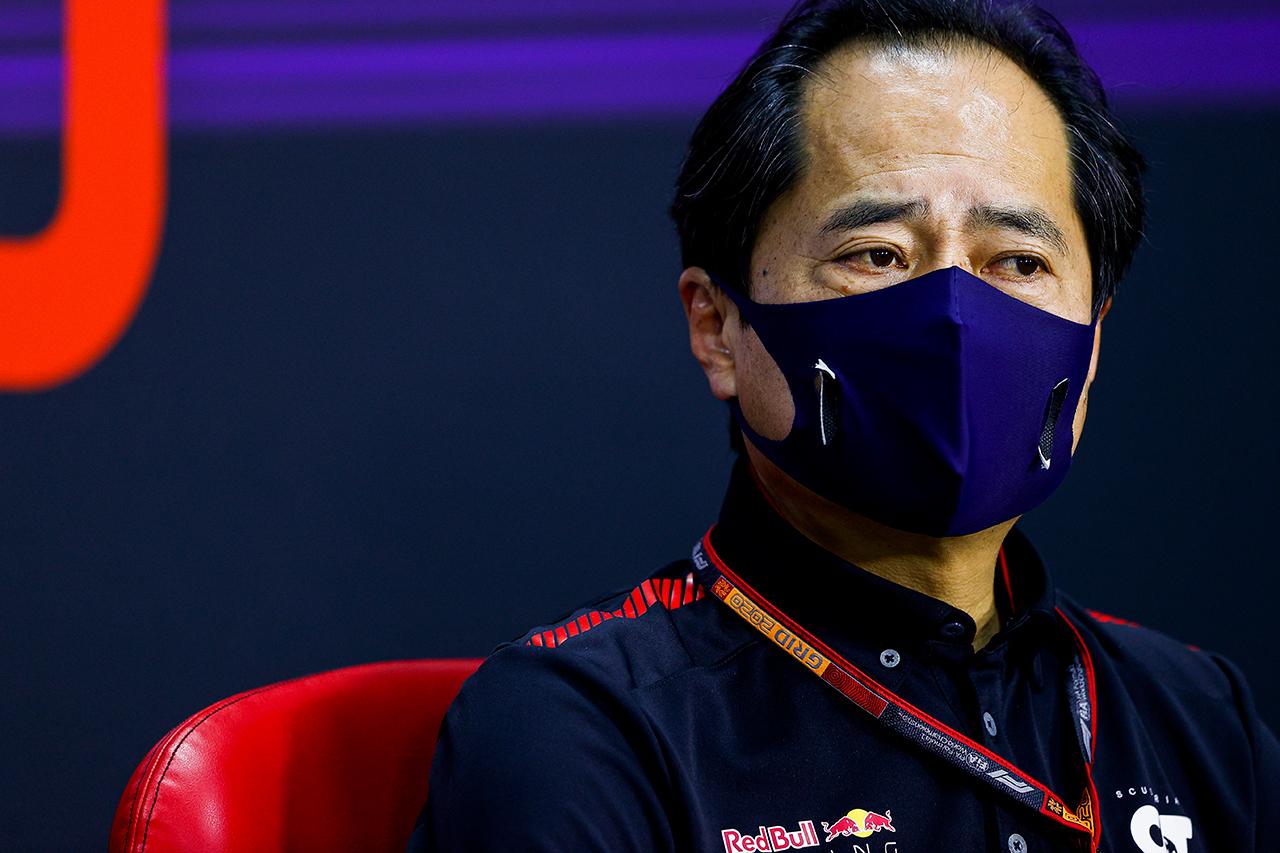 ホンダF1 田辺豊治 「2021年の新型PUに懸命に取り組んでいる」 /  / F1バーレーンGP 金曜記者会見(3)