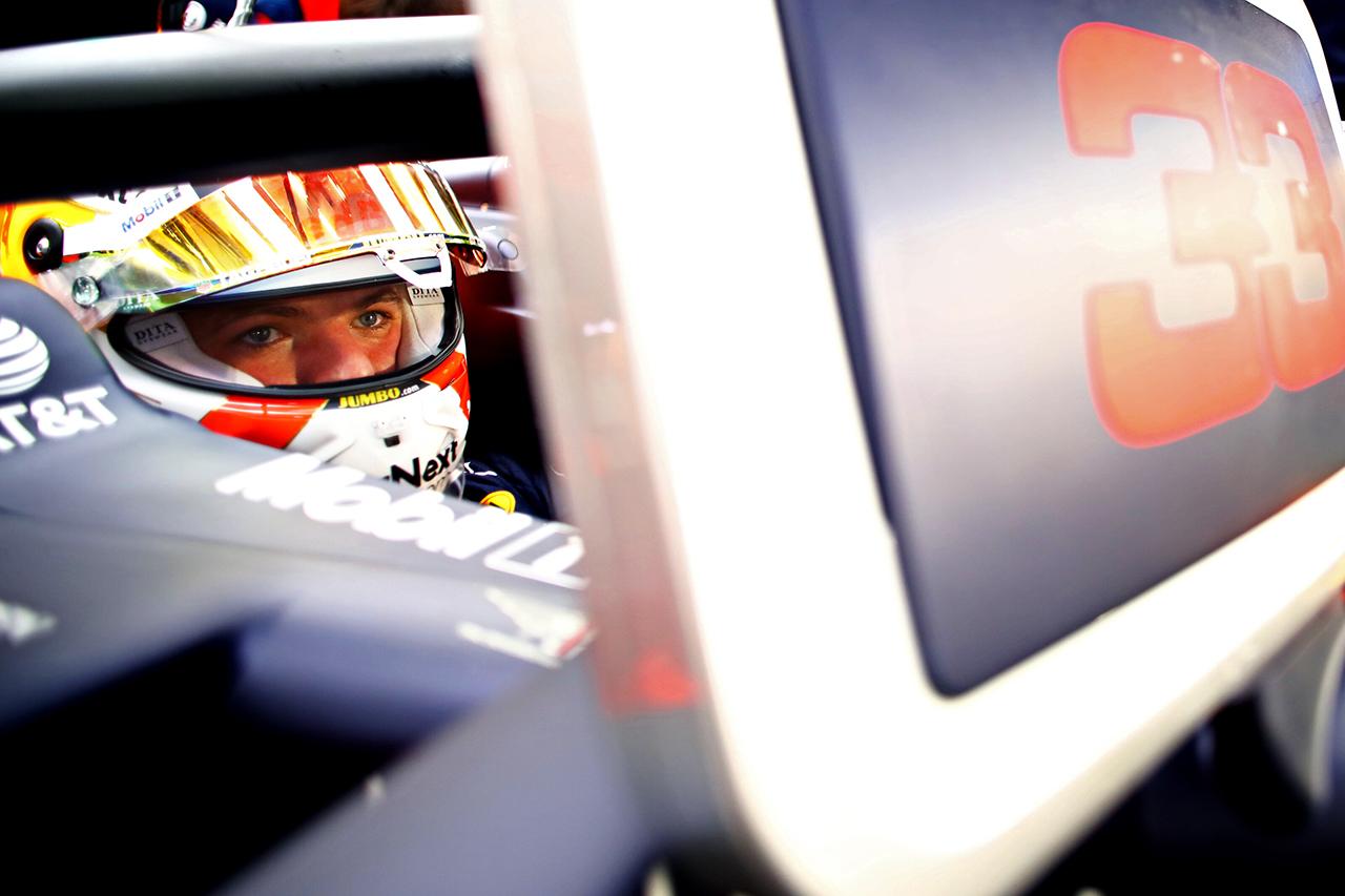 マックス・フェルスタッペン 「タイヤの消耗が激しいので対策に集中」 / レッドブル・ホンダ F1バーレーンGP 金曜フリー走行