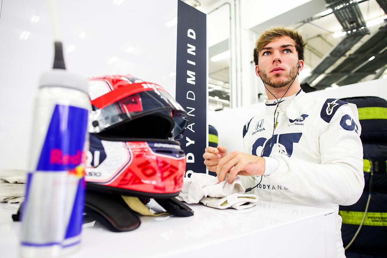 ピエール・ガスリー 「今季で一番力強いセッション。期待できる」 / アルファタウリ・ホンダ F1バーレーンGP 金曜フリー走行