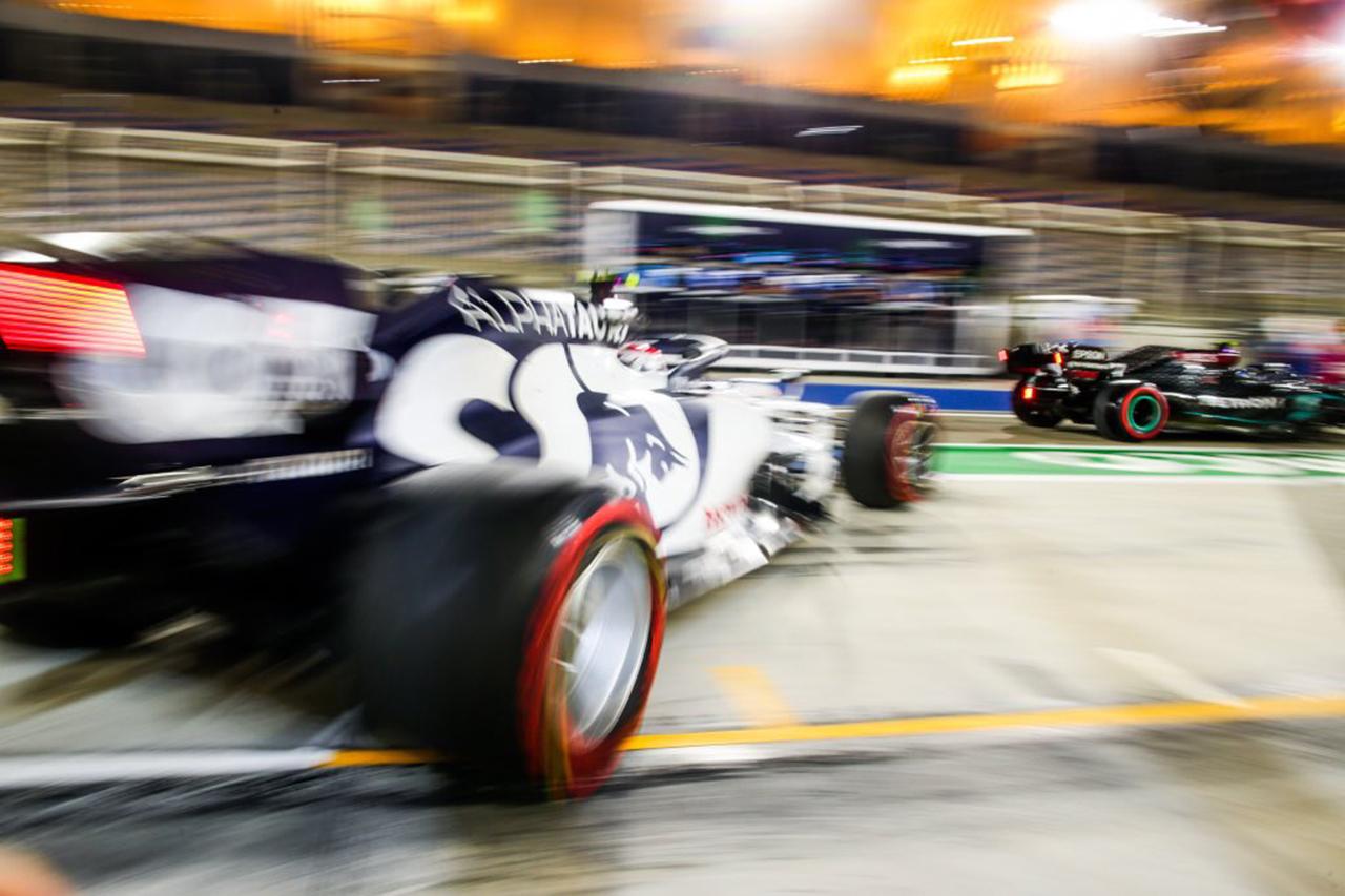 【速報】 F1バーレーンGP 予選Q2:ホンダF1勢の全4台が通過