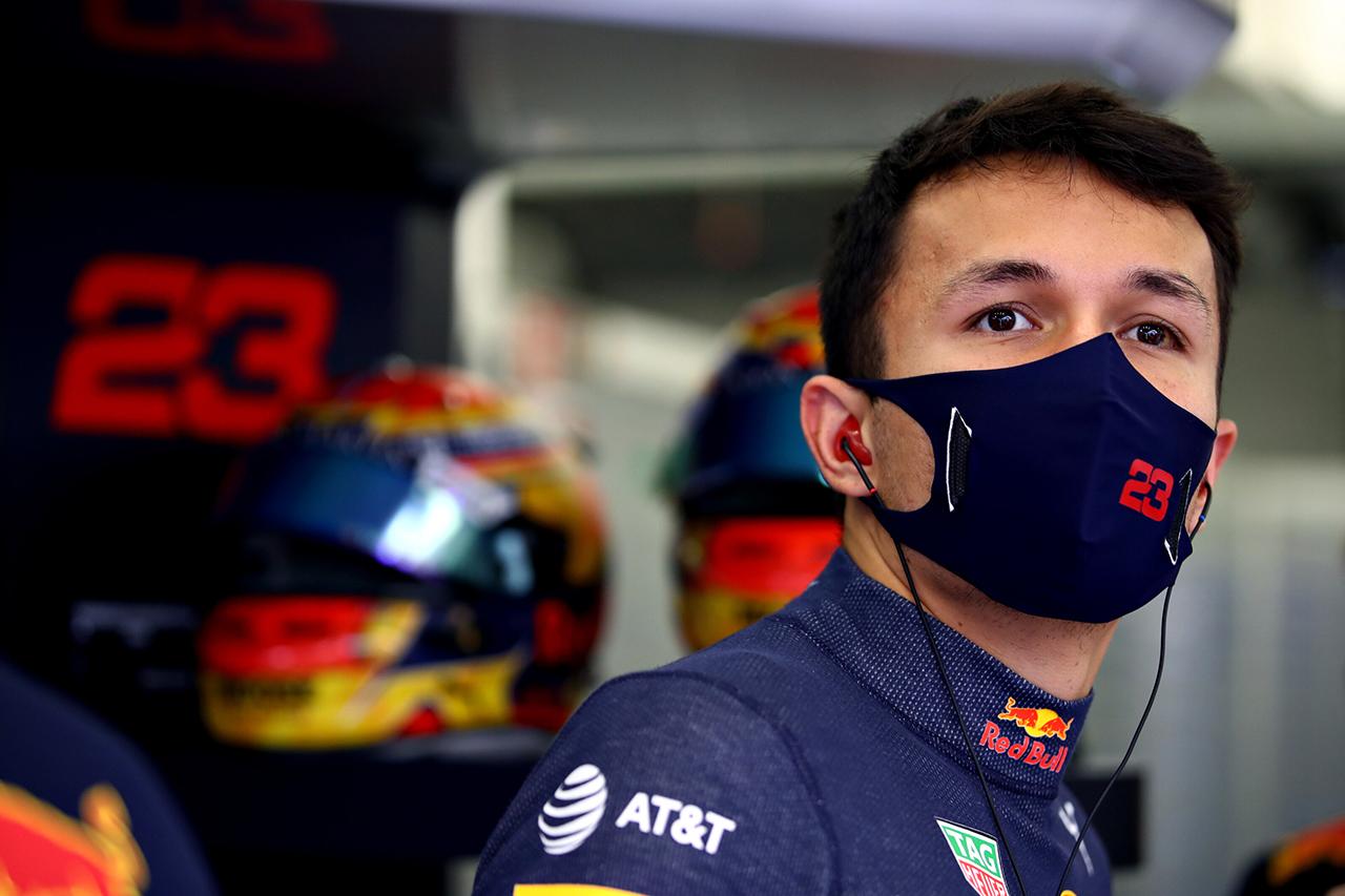 アレクサンダー・アルボン 「昨日起こったことを考えれば良い結果」 / レッドブル・ホンダ F1バーレーンGP 予選