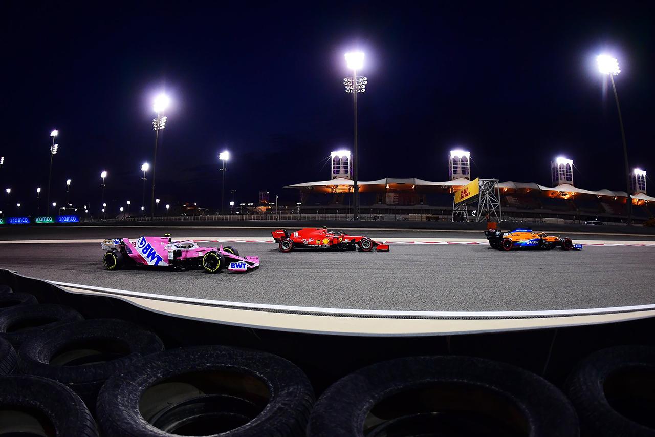 F1バーレーンGP 予選:ドライバーコメント(11番手~20番手)