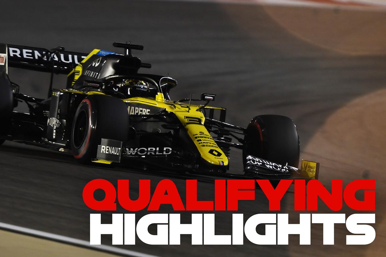 【動画】 2020年 F1バーレーンGP 予選 ハイライト