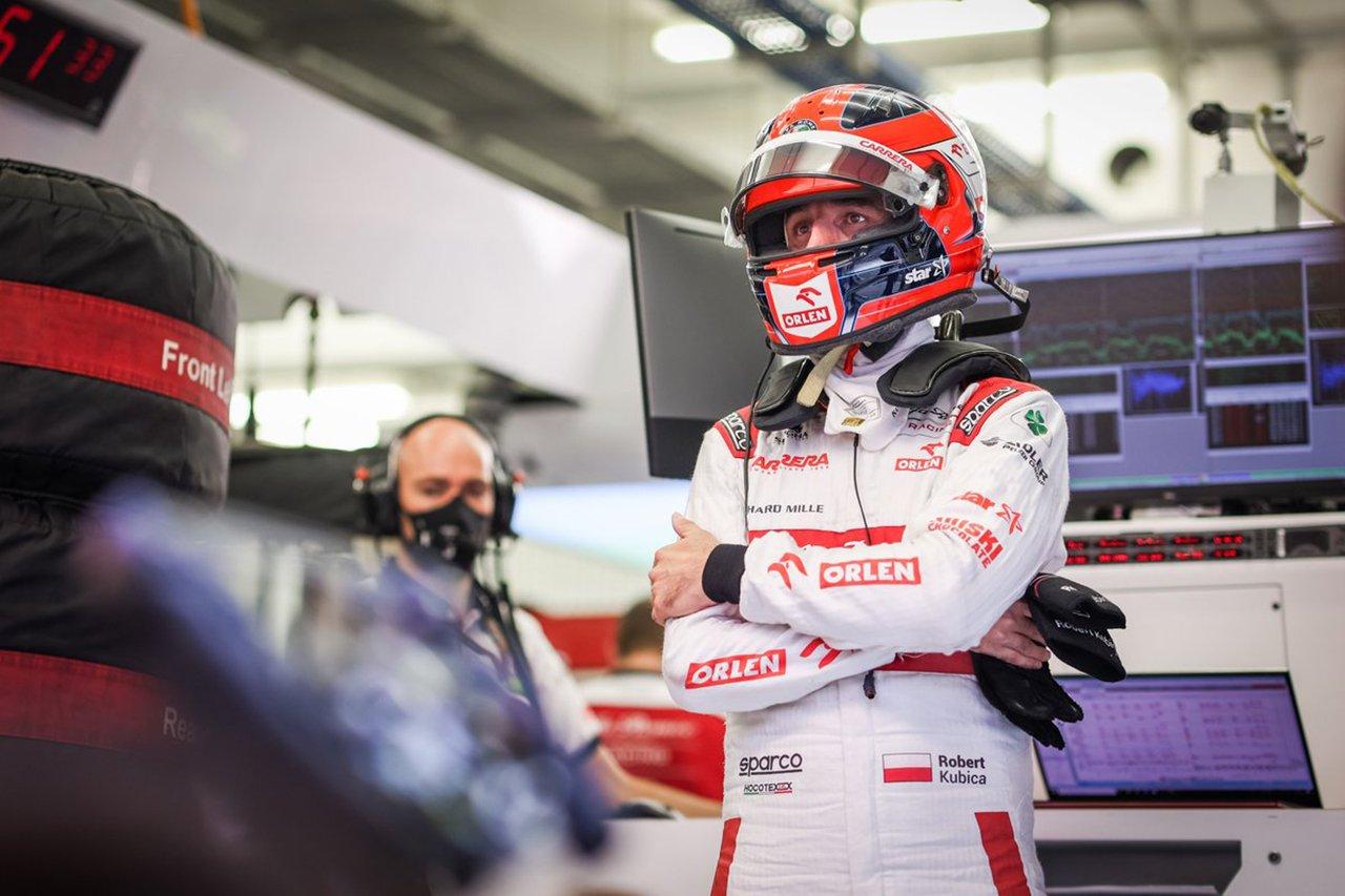 ロバート・クビサ、F1活動に悲観的「人々は僕が速くないと思っている」…SUPER GT参戦の噂も