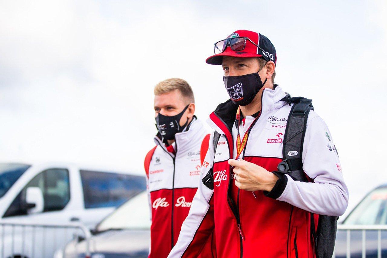 F1:ミック・シューマッハ 「ライコネンとチームメイトになりたかった」