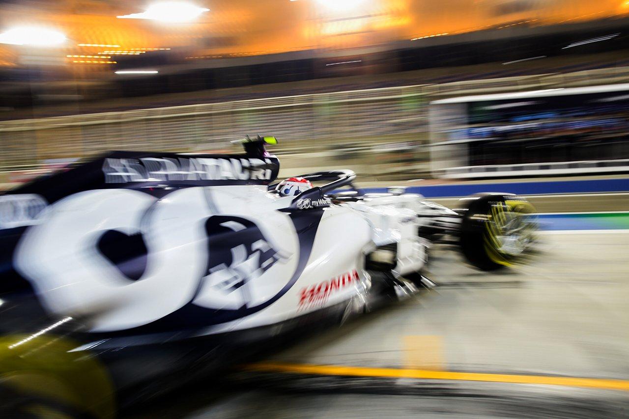 F1バーレーンGP 決勝:持ちタイヤ数&タイヤ戦略予想