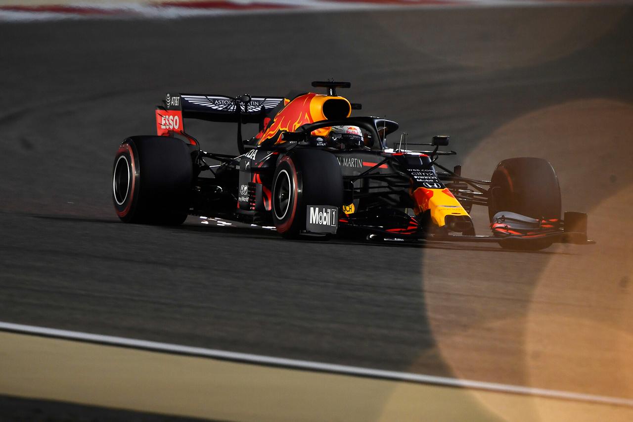 【速報】 F1バーレーンGP 予選 結果:マックス・フェルスタッペンは3番手