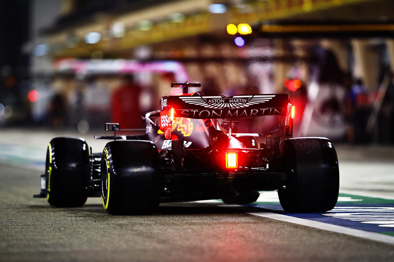レッドブル・ホンダF1 分析:タイヤとロングランの仕上がり具合が鍵 / F1バーレーンGP 予選