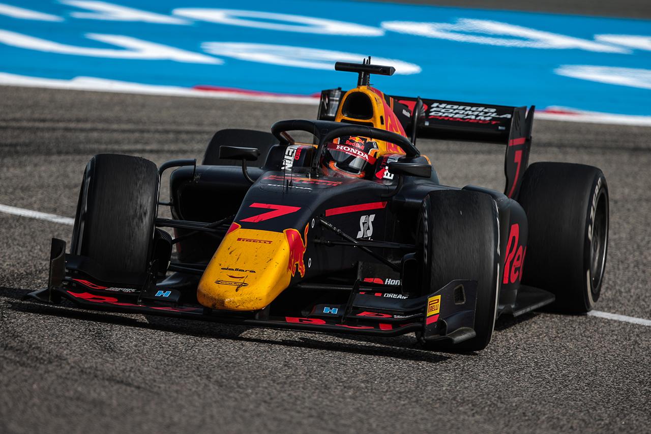 FIA-F2 第11戦 レース2 結果:角田裕毅は17位でランキング5位に後退