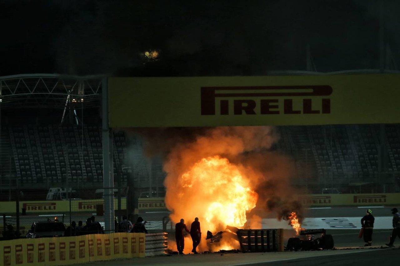 F1ドライバー、グロージャンの大事故を繰り返し放送したF1を批判