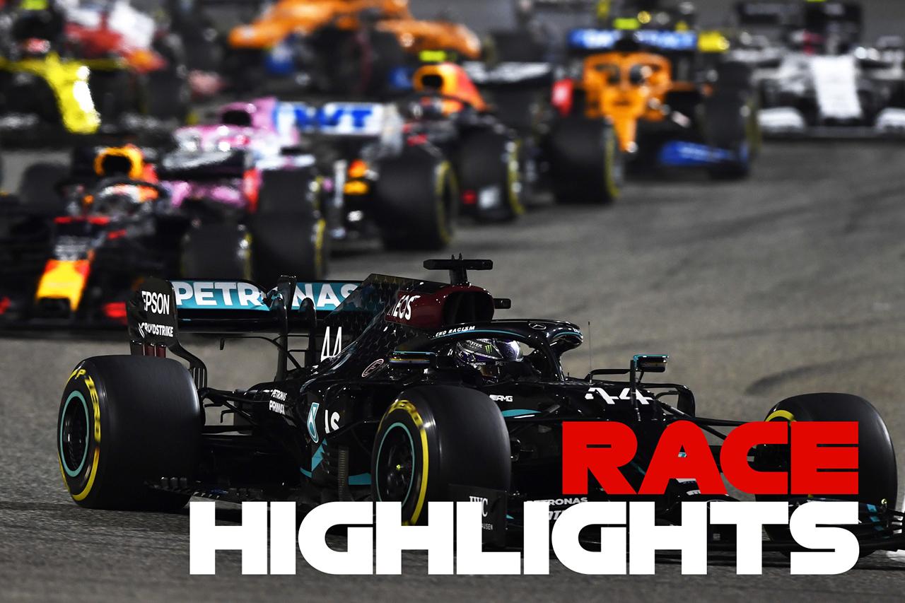 【動画】 2020年 F1バーレーンGP 決勝 ハイライト