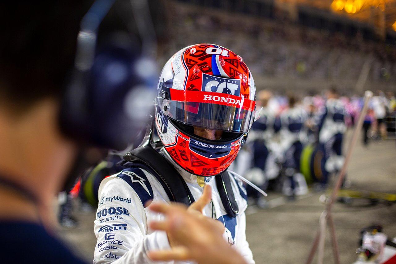 ピエール・ガスリー 「ギャンブルとも言えるリスキーな戦略が奏功」 / アルファタウリ・ホンダ F1バーレーンGP 決勝