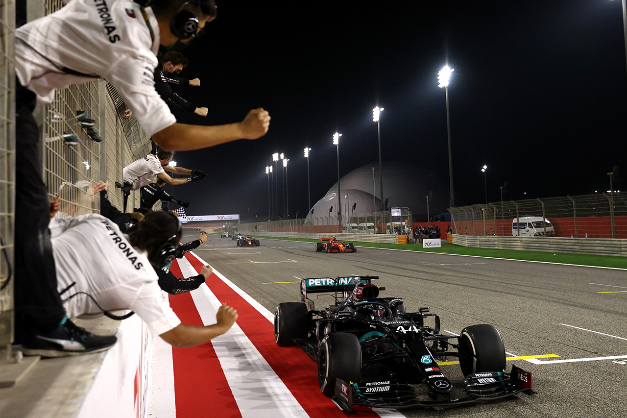 2020年 F1バーレーンGP 決勝:ピレリ タイヤ戦略解説