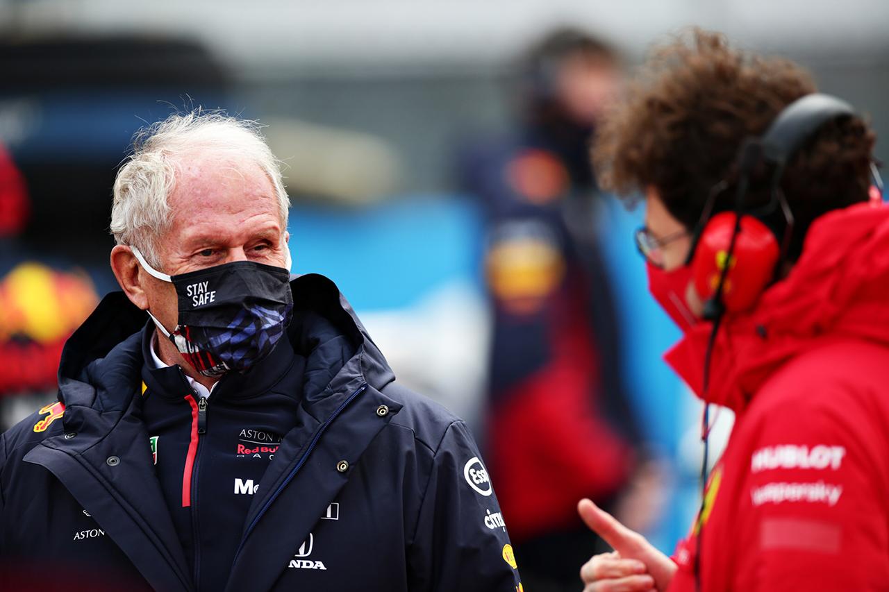 Red Bull F1 leaders