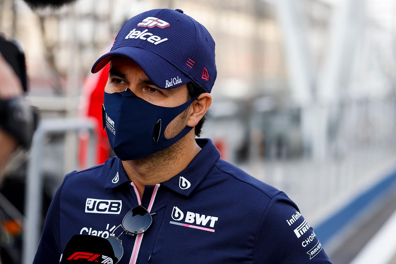 セルジオ・ペレス 「レッドブルF1と契約できるなら何でもしたい」