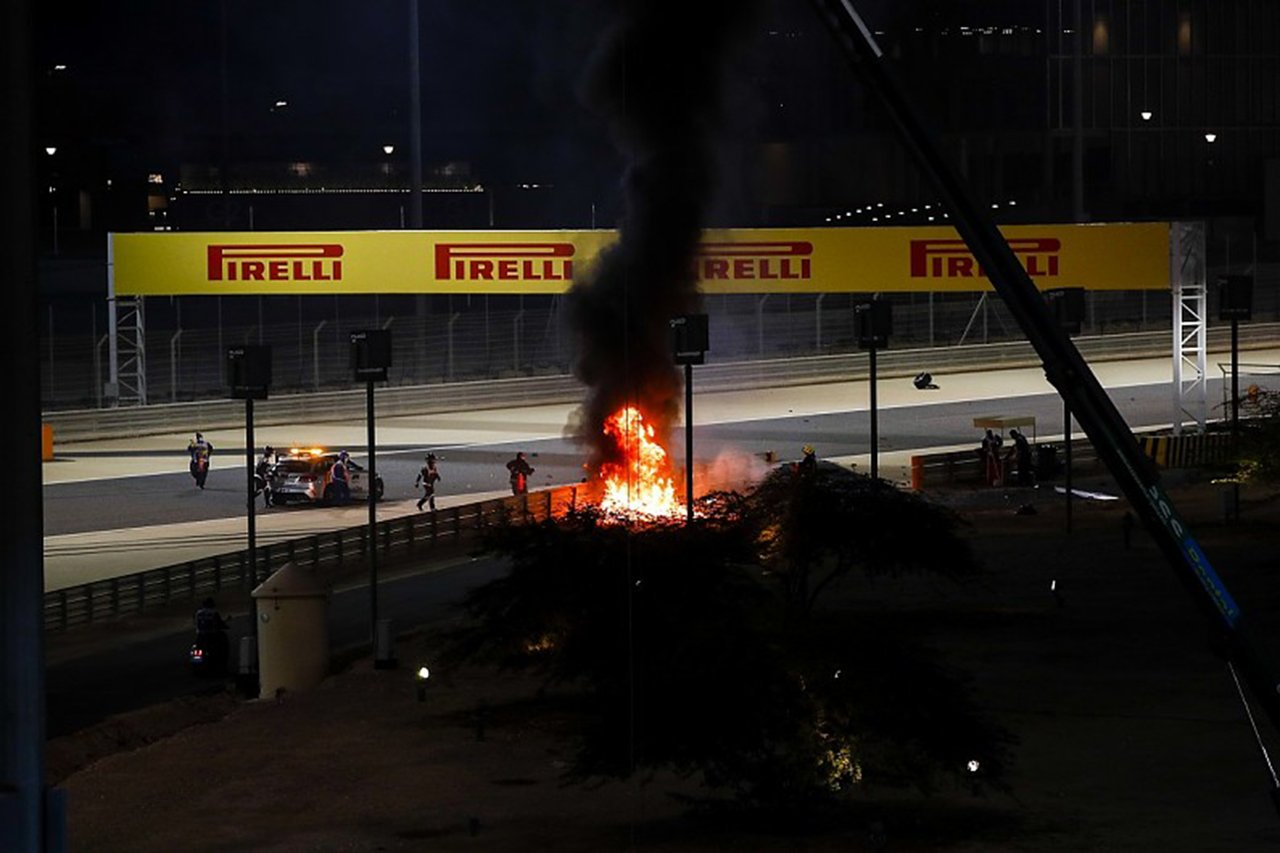 Photo of F1:その場事故のリプレイ映像を流すまでの過程を説明/ F1バーレーンGP[F1-Gate.com]