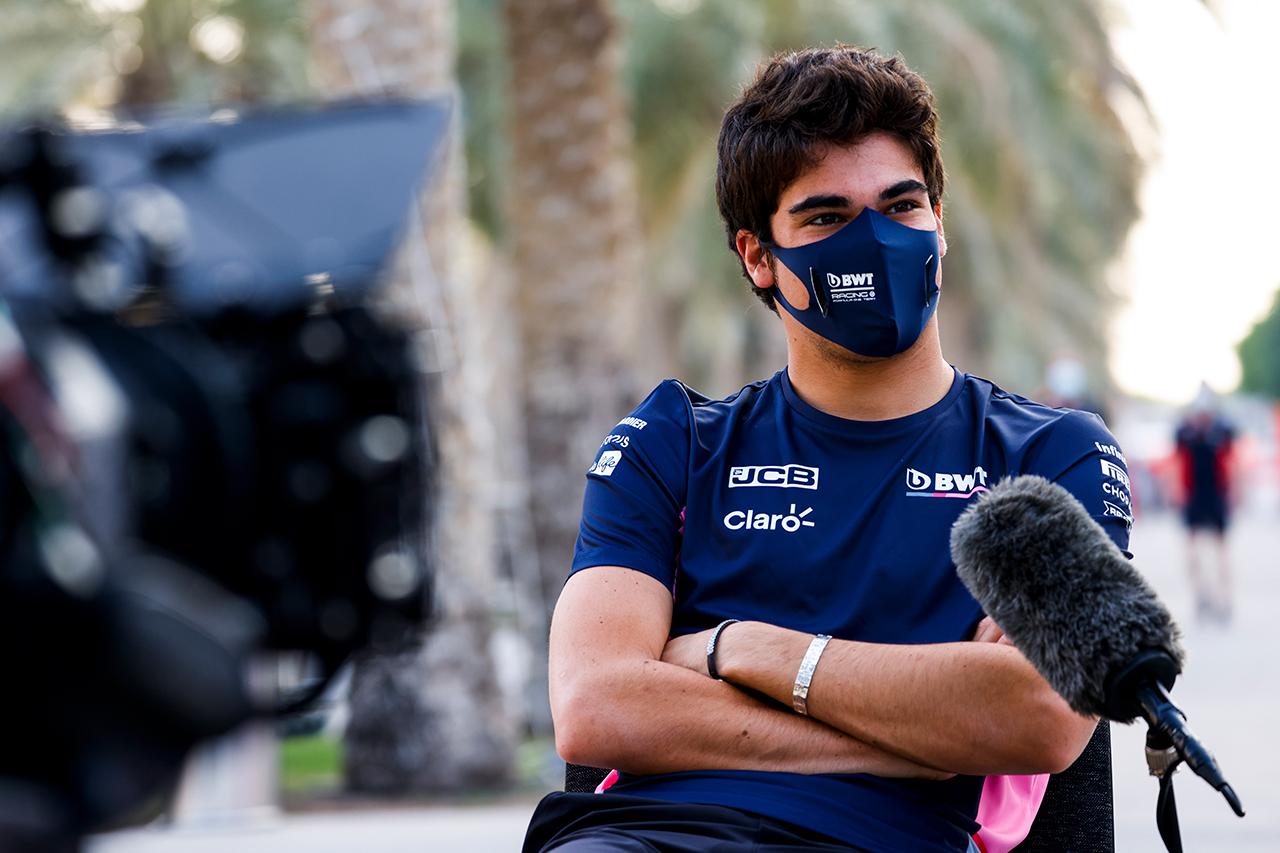 """ランス・ストロール、""""チームオーナーの息子""""という批判について語る / レーシング・ポイントF1"""