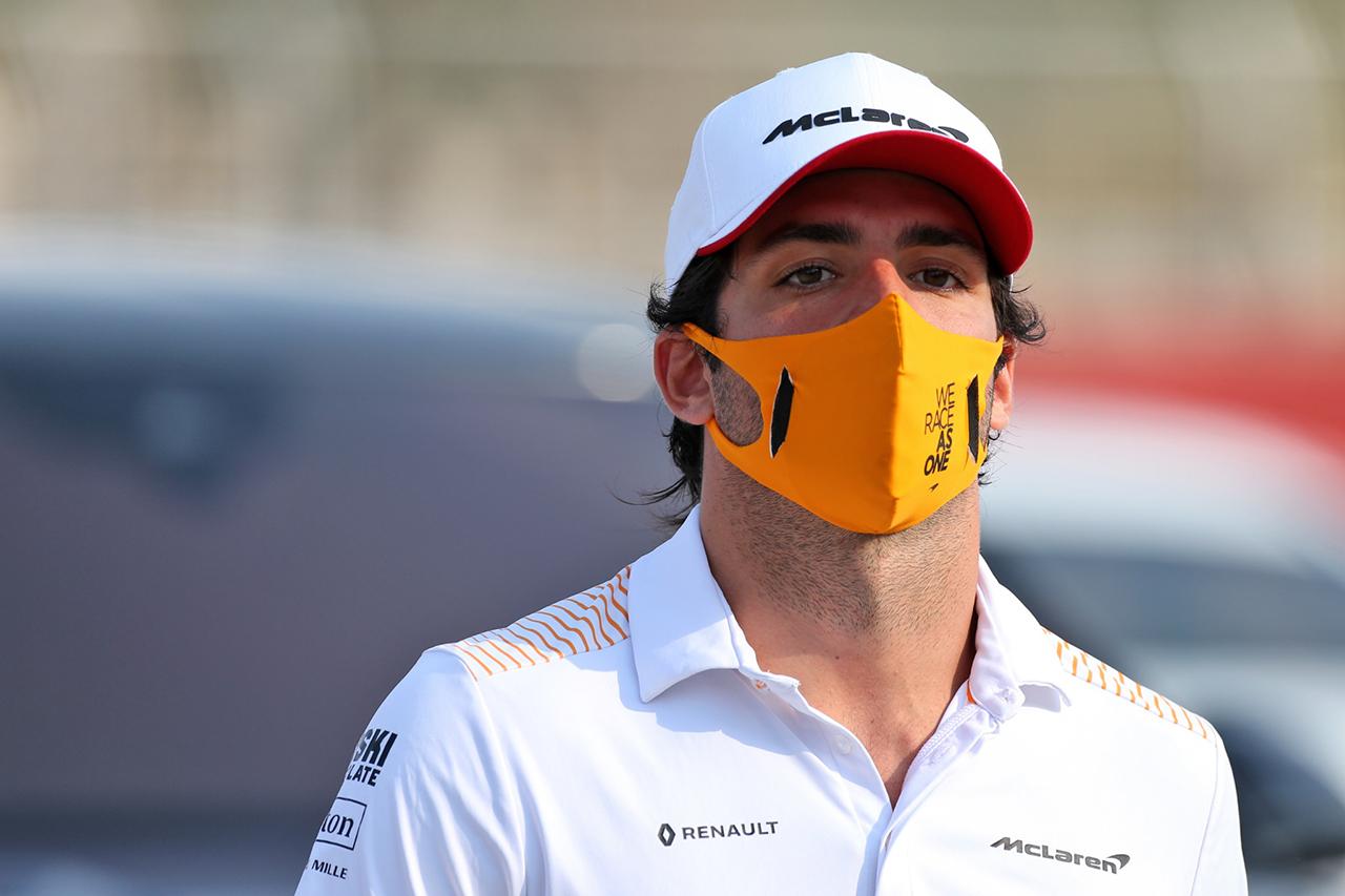 カルロス・サインツ 「F1アブダビテストで是非ともフェラーリを走らせたい」