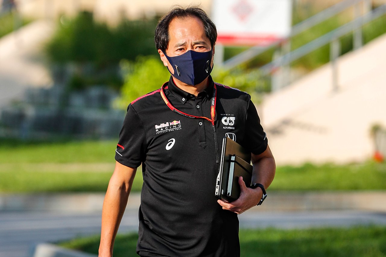 """Honda F1 and 4 cars are in the top 9, but """"the setup is not boiled down"""" Toyoji Tanabe / F1 Sakhir GP Friday free practice[F1-Gate.com]"""
