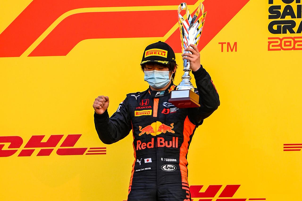 ロマン・グロージャン 「角田裕毅は素晴らしい。来年F1で見たい」