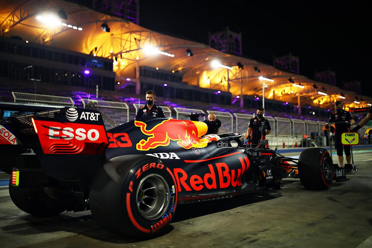 ホンダF1 「3番手はまずまずの結果。状況変化に対応できるよう準備」と田辺豊治TD / F1サヒールGP 予選