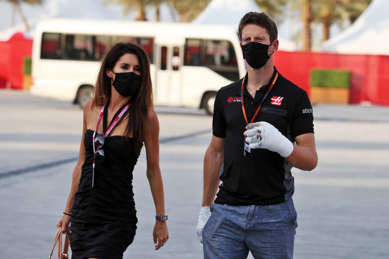 ロマン・グロージャン、最終戦F1アブダビGPの欠場を発表